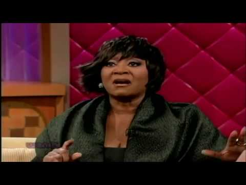 Patti Labelle - The Wendy Williams Show - Mariah Stop sending the Crystal