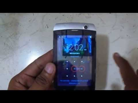 Karbonn A1+ Champ Eazy Pattern Reset And Hard Reset  Youtube
