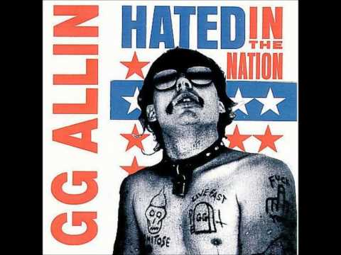 Gg Allin - Bite It Your Scum