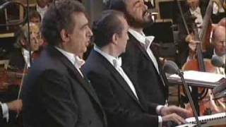 Libiamo Ne 39 Lieti Calici Three Tenors Brindisi Pavarotti Carreras Domingo