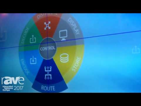 ISE 2017: Visionary Solutions Talks About PacketAV Duet System, Routes Audio and Video Using Dante