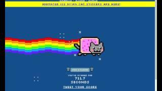 1 Hour of Nyan Cat