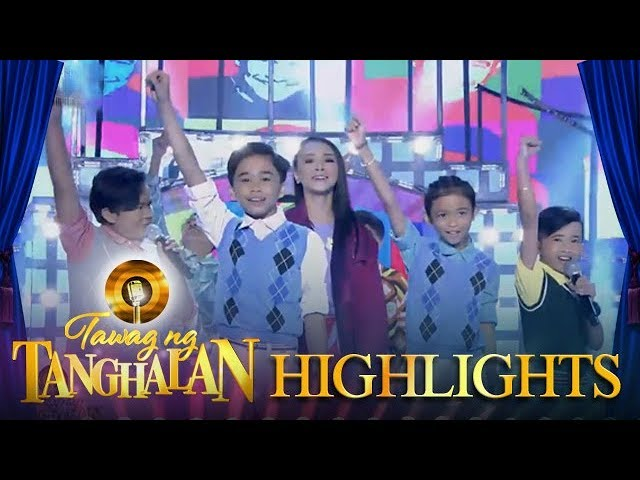Tawag ng Tanghalan: John Clyd, Sheena & TNT Boys celebrate the music of Gary V!