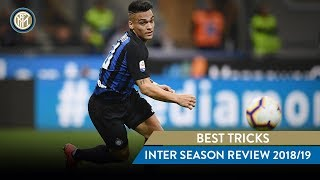BEST TRICKS | INTER SEASON REVIEW 2018/19 😲⚫🔵