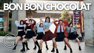 [KPOP IN PUBLIC CHALLENGE] EVERGLOW (에버글로우) - 봉봉쇼콜라 (Bon Bon Chocolat)