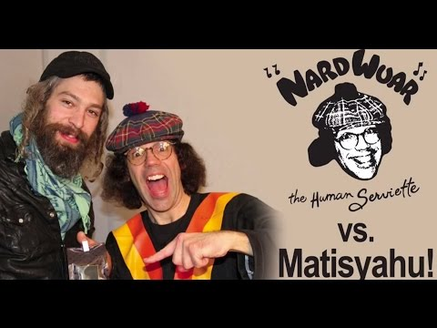 Nardwuar vs. Matisyahu Music Videos