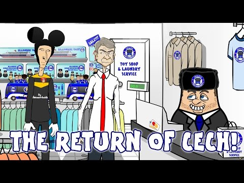 💳WENGER WANTS A REFUND💳 Petr Cech back to Chelsea? (Cech saves howler mistake)
