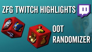 OoT Randomizer - ZFG Twitch Highlights