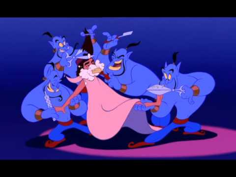 Aladdin - Friend Like Me