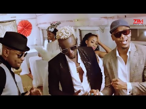 WILLY PAUL x ALIKIBA x OMMY DIMPOZ - NISHIKILIE (OFFICIAL VIDEO)
