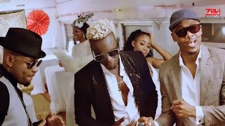 WILLY PAUL x ALIKIBA x OMMY DIMPOZ - NISHIKILIE (OFFICIAL VIDEO)  Skiza 9048570