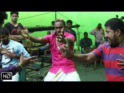 West Indian Cricketer Dwayne Bravo In 'Ula'