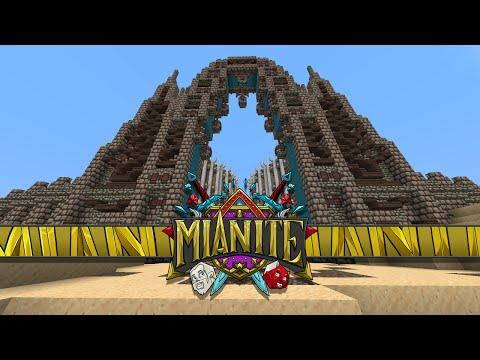 Minecraft: Mianite - New Nightclub Colosseum & Base Of Awesomeness! [76]