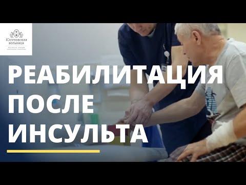 Лечение ишемического инсульта (инфаркт мозга) в Юсуповской больнице