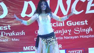 Belly dance by shweta sharma in grand dance show