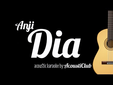 download lagu Acoustic Karaoke Dia - Anji gratis