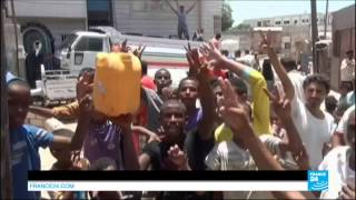 YEMEN - Houthi rebels air video of 'downed Moroccan jet'