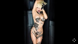 Lady Gaga, hot American singer, songwriter, and actress!!