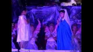 12 Nhạc cảnh sứ thần truyền tin đức maria