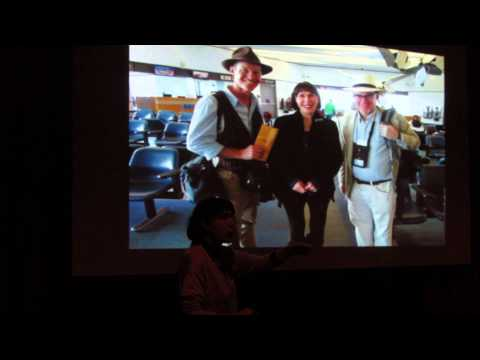 Sharon Koskoff - Art Deco Society of the Palm Beaches - Talk on Habana Deco 2013! Part I