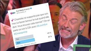 """Gilles Verdez dénonce """"l'apologie du viol"""" de Fun Radio"""