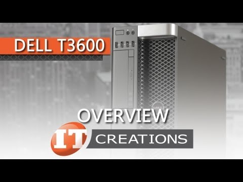 Dell Precision T3600 Workstation Review