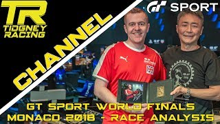 [Channel] - Monaco World Finals 2018 - Race Analysis