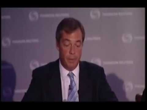 What RTÉ don't show you - Farage V's Roche - Lisbon II