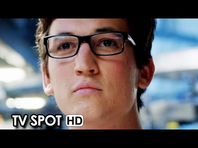 Fantastic Four TV Spot 'Prepare' (2015) - Miles Teller, Kate Mara HD