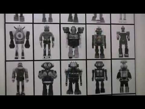 Robots - Artist s Label - David Pace
