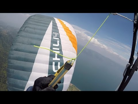 BEST PARAGLIDING LIFESTYLE VIDEO! Indonesia trip 2018.