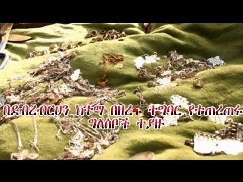 Ethiopia: በደብረብርሀን ከተማ በዘረፋ ተግባር የተጠረጠሩ ግለሰቦች ተያዙ thumbnail