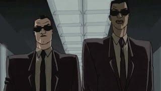 Men In Black Ultimated Intro