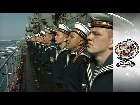 The Ukrainian Port Controlled by Russian Forces (2009)