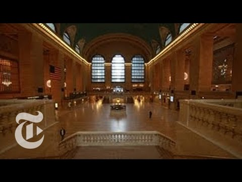 The Secrets of Grand Central Terminal in New York City
