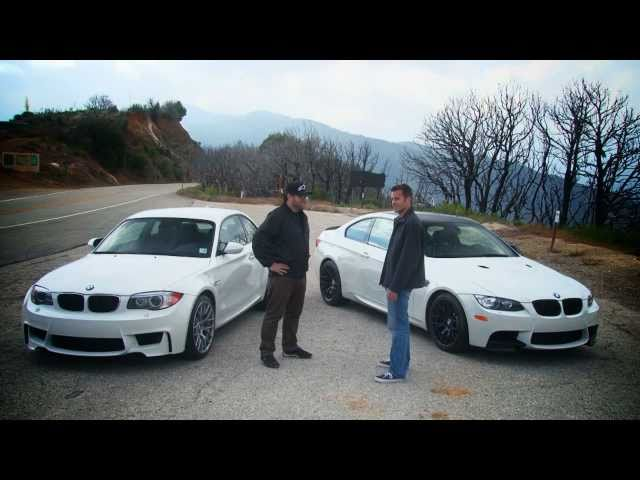 BMW 1 Series M Coupe vs BMW M3 - YouTube