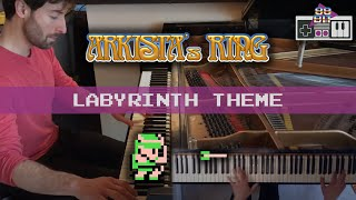 Dungeon Theme from Arkista's Ring