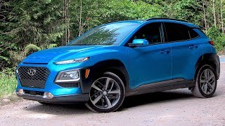 Hyundai Kona Review--TRYING TO STAND OUT