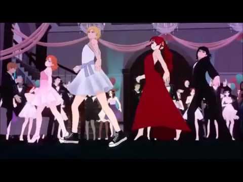 RWBY Volume 2 Dance Scene