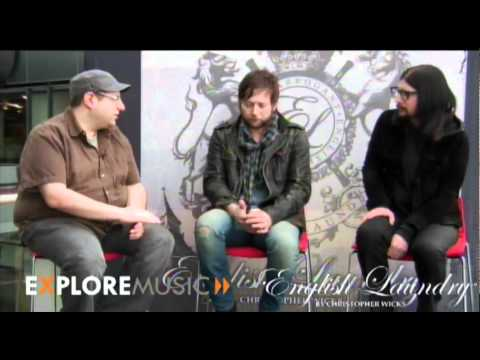 The Greenhornes Interview At ExploreMusic