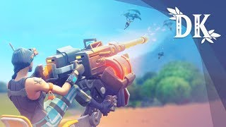REACTING TO *NEW* FOOD FIGHT LTM / REDEPLOY NERF / TURRETS