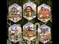 "Dimensions ""Christmas village ornaments"" Отчет 4"