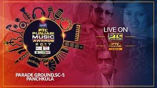 Ptc Punjabi Music Awards 2017 | Live | Panchkula | Ptc Punjabi Gold