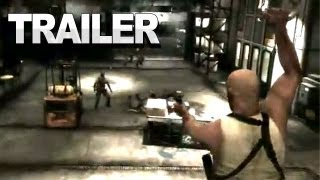 Max Payne 3 - Bullet Time Trailer