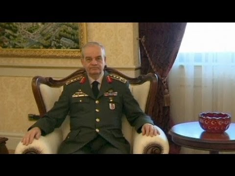 Turkey's ex-army chief jailed over coup plot