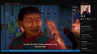 David plays Shenmue 2: Part 2 | The Computer Game Show