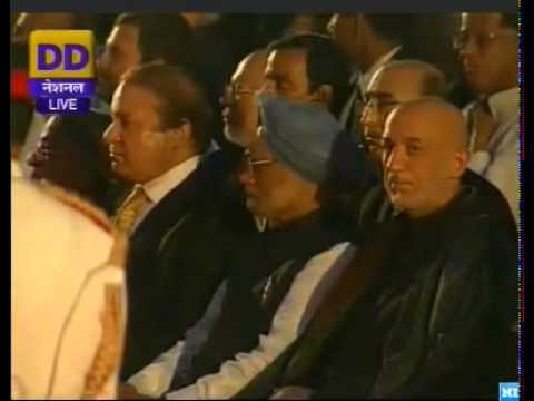 prime minister of india narendra modi swearing ceremony