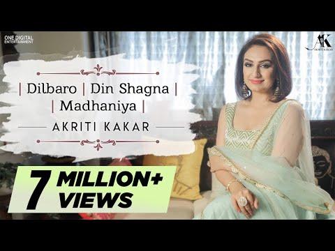 Download Lagu  Dilbaro | Din Shagna | Madhaniya  - Akriti Kakar | #YouchooseISing Mp3 Free