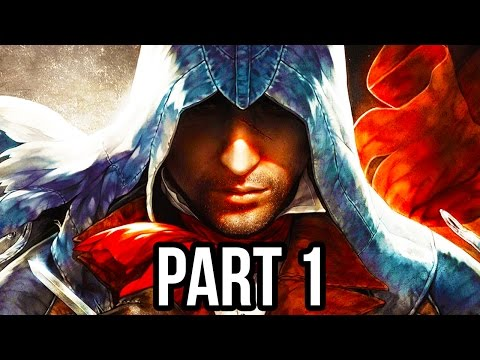 Assassin's Creed Unity Gameplay Walkthrough – Part 1 -FULL GAME – Intro/Mission 1 (PS4/XB1 1080p HD)