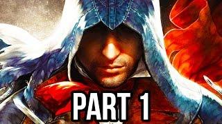 Прохождение игры assassins creed unity на ps4